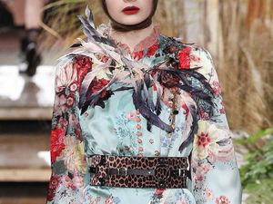 Необычные и даже забавные бохо-наряды из коллекции Antonio Marras. Ярмарка Мастеров - ручная работа, handmade.