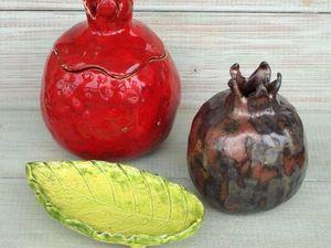 Пробую керамику — новое направление в магазине. Ярмарка Мастеров - ручная работа, handmade.