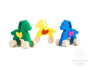 Преимущества деревянных игрушек. Ярмарка Мастеров - ручная работа, handmade.