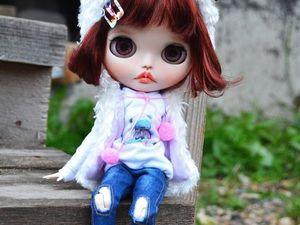 Катя. New Girl. Custom Blythe. Ярмарка Мастеров - ручная работа, handmade.
