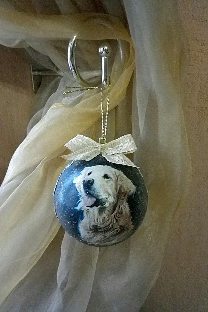 шарики с символом 2018, шарики новогодние