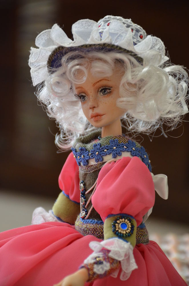 любимая кукла