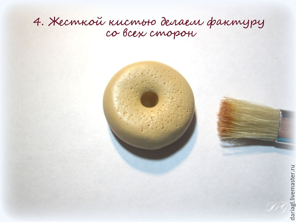 миниатюра из пластики