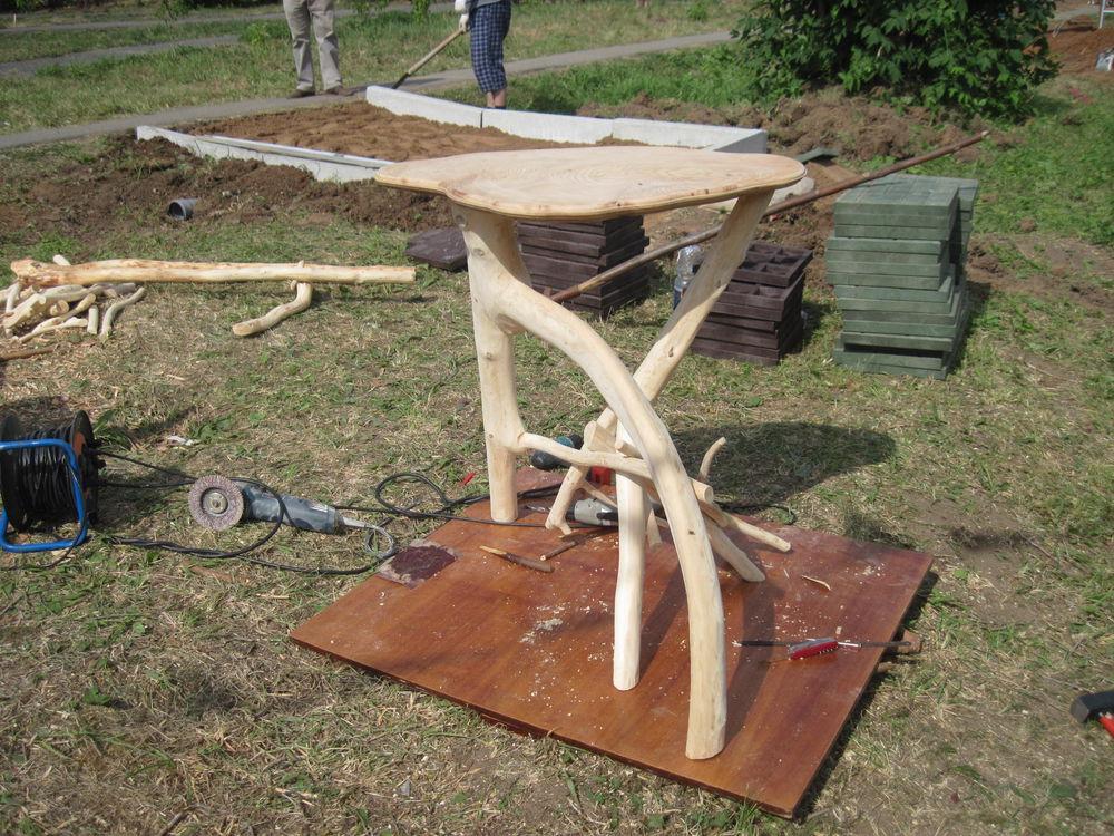 Об участии в международном фестивале деревянной скульптуры., фото № 20