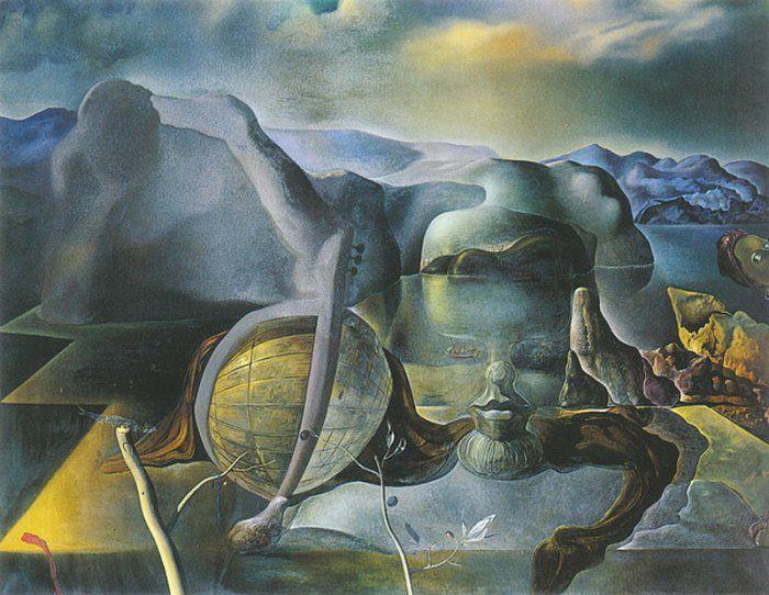 День рождения гениального художника, сюрреалиста Сальвадора Дали., фото № 3