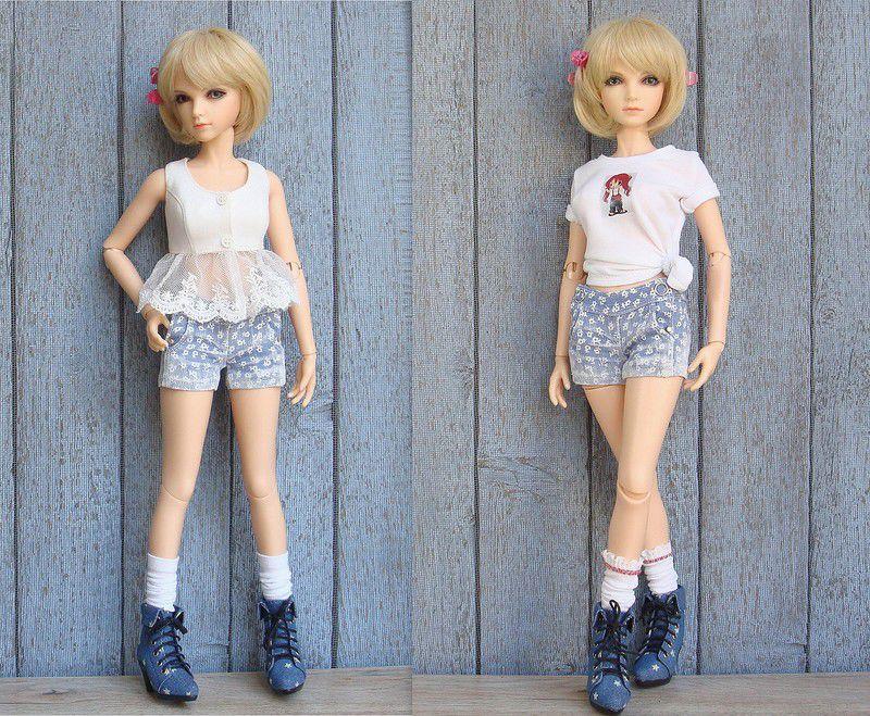 магазин одежды для кукол