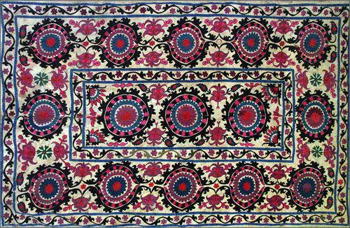 искусство узбекистана