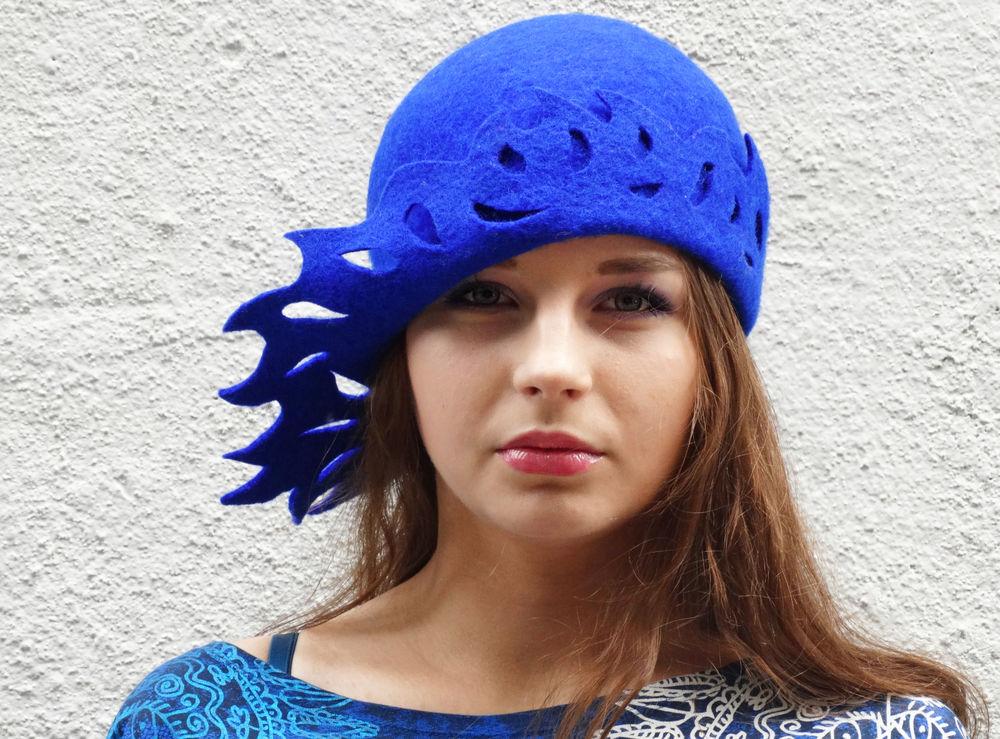 войлок, войлочная шляпа
