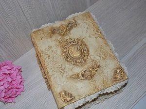 В продаже новые шкатулочки-книги для подарков вашим близким | Ярмарка Мастеров - ручная работа, handmade