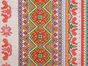Полотенечная ткань   Ярмарка Мастеров - ручная работа, handmade