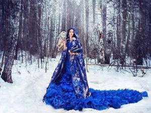 Магия Зимы.. Ярмарка Мастеров - ручная работа, handmade.