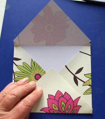 конверты своими руками