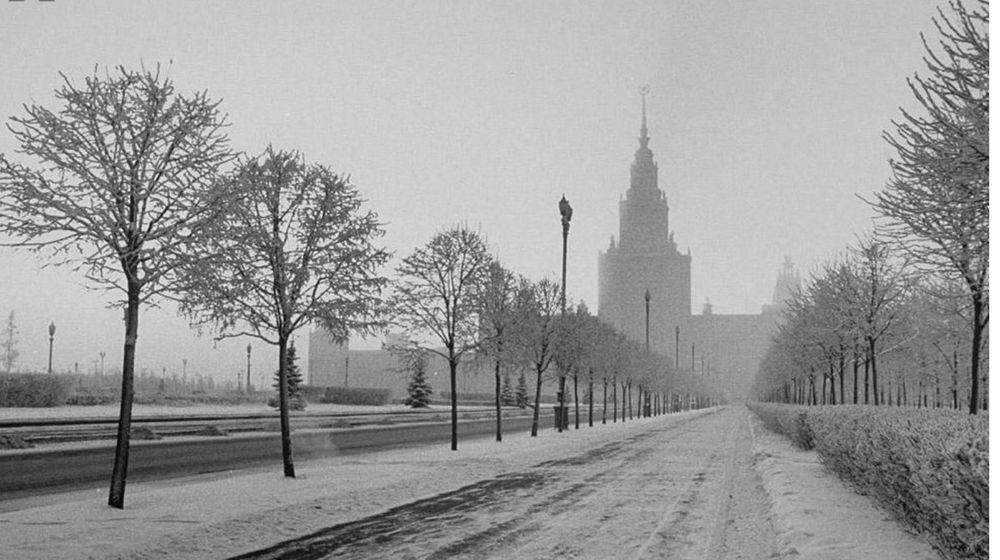 Когда-то, в волшебных московских декабрях, фото № 13