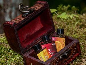 Тотальная августовская распродажа духов Acidica Perfumes!. Ярмарка Мастеров - ручная работа, handmade.
