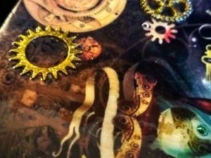 Дополнительные фото и видео комплекта Часолист для Юлии. Ярмарка Мастеров - ручная работа, handmade.