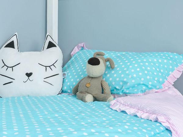 С каждой покупкой от 12 тысяч рублей - Подушка Кошка в подарок! | Ярмарка Мастеров - ручная работа, handmade