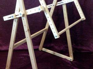 СКИДКИ на станки для вышивания и алмазной мозаики. Ярмарка Мастеров - ручная работа, handmade.