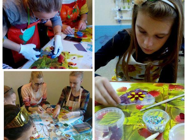 Мастер-класс по фьюзингу | Ярмарка Мастеров - ручная работа, handmade