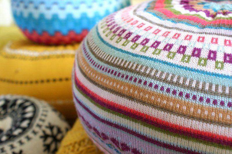 编织就在每个人的家里 - maomao - 我随心动