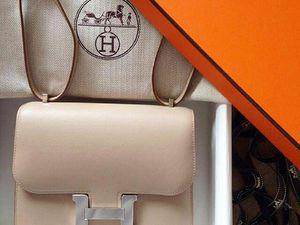 Почему сумка Hermes стоит так дорого? Несколько секретов создания брендовых аксессуаров. Ярмарка Мастеров - ручная работа, handmade.