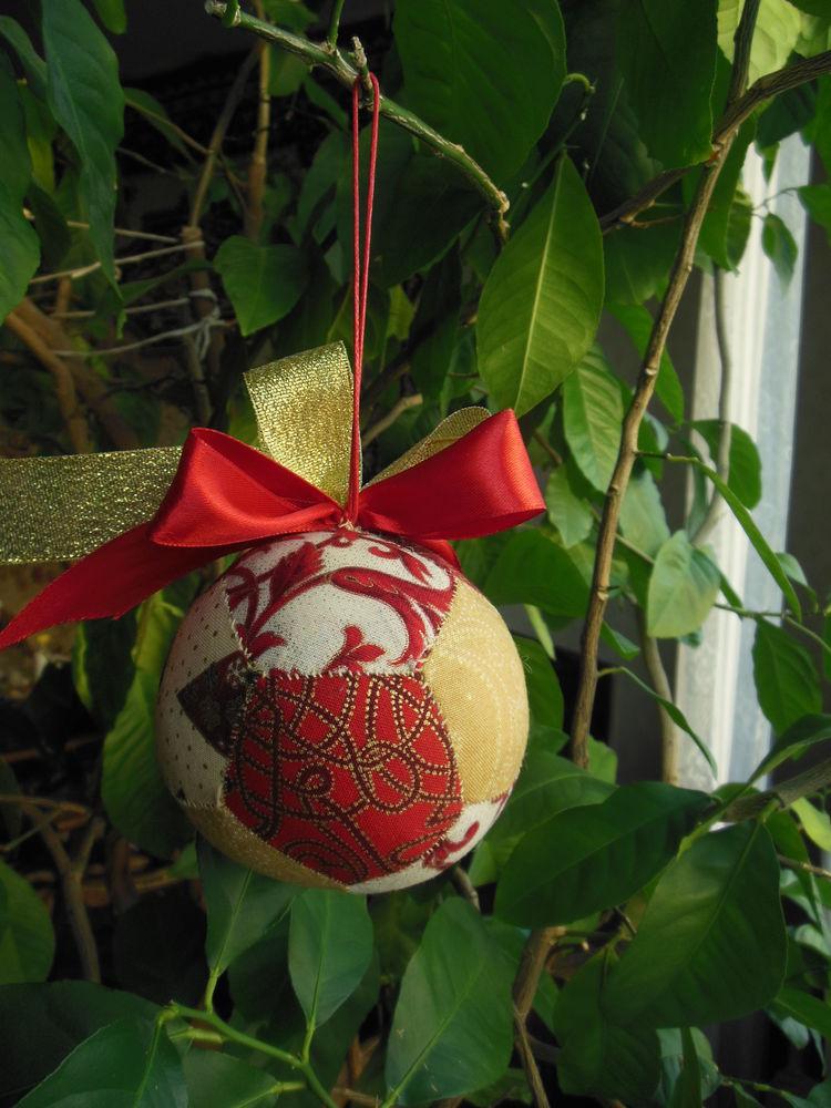лоскутное шитьё, новый год