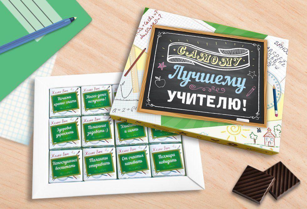 10 идей оригинальных подарков для учителя