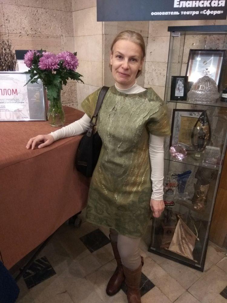 шерсть, мастер-классы в москве