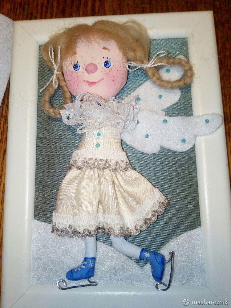 Панно из кукол своими руками 17