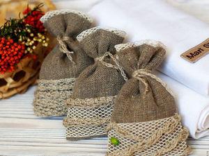 Саше ароматическое с лавандой (подарочный набор) участвует в благотворительном аукционе. | Ярмарка Мастеров - ручная работа, handmade