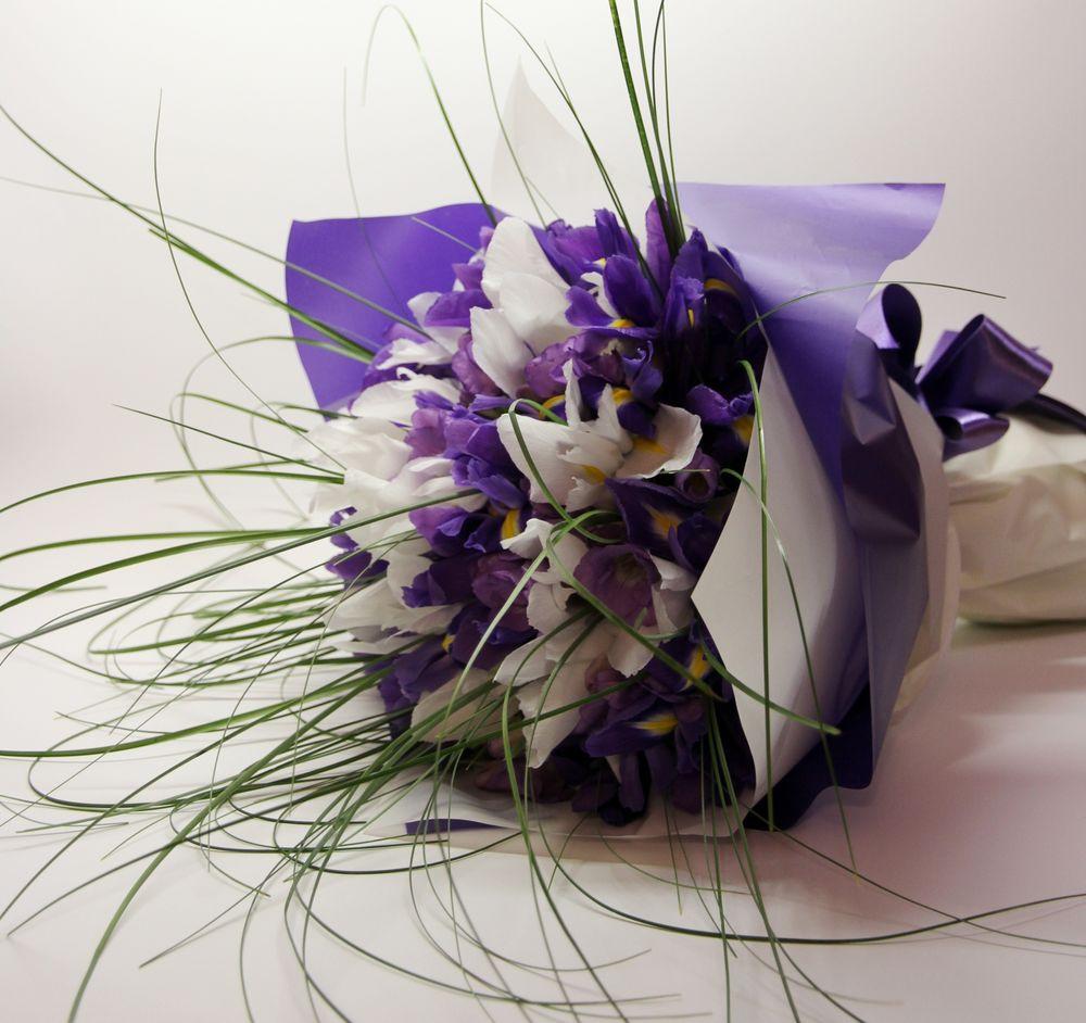 весенние цветы, букет в подарок