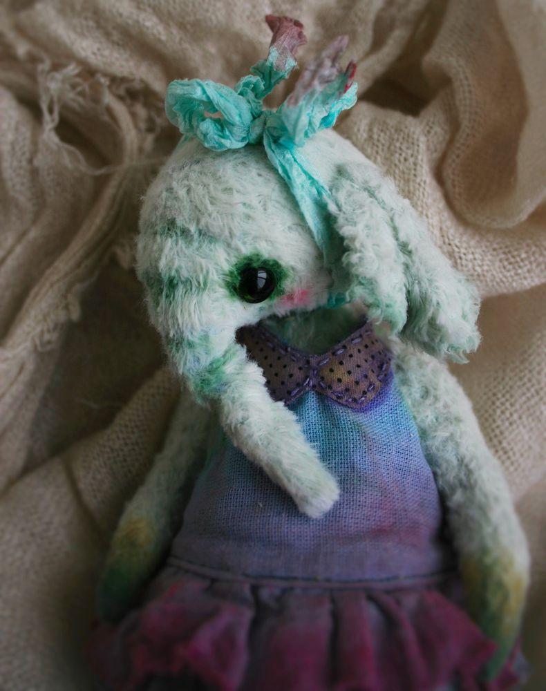 мой новый слоник Цветущая  Крайола, фото № 2