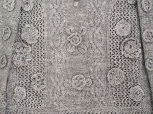 Такой разный серый в вязаных вещах. Ярмарка Мастеров - ручная работа, handmade.