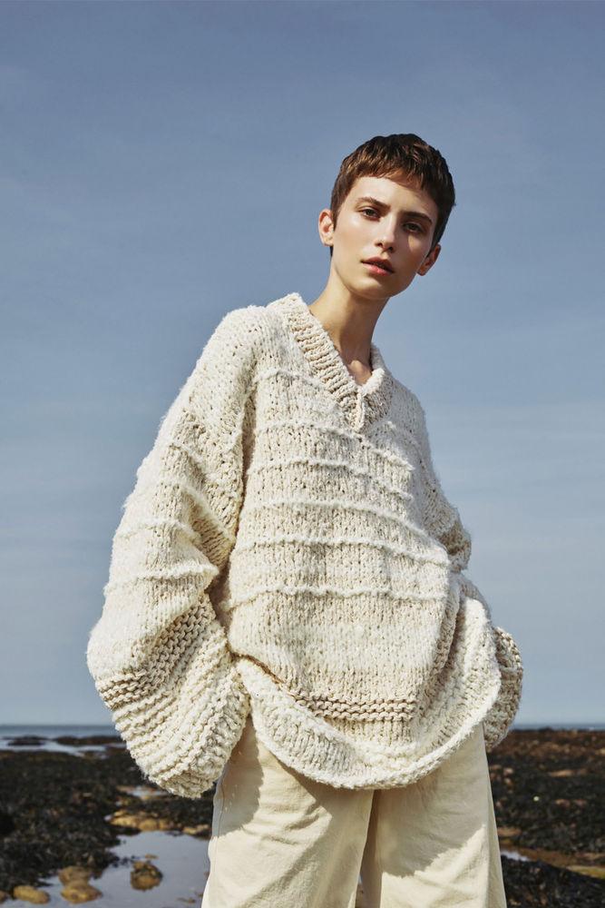 Knitwear Trends Spring-Summer 2018, фото № 1