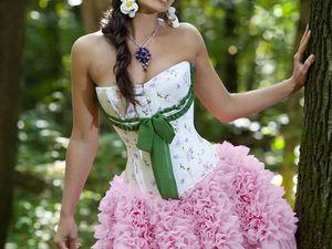 Конкурс Коллекций в магазине JULINA: платье или корсет в качестве призов! | Ярмарка Мастеров - ручная работа, handmade