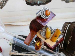 Прибалтийский янтарь – застывшие капли солнца. Ярмарка Мастеров - ручная работа, handmade.
