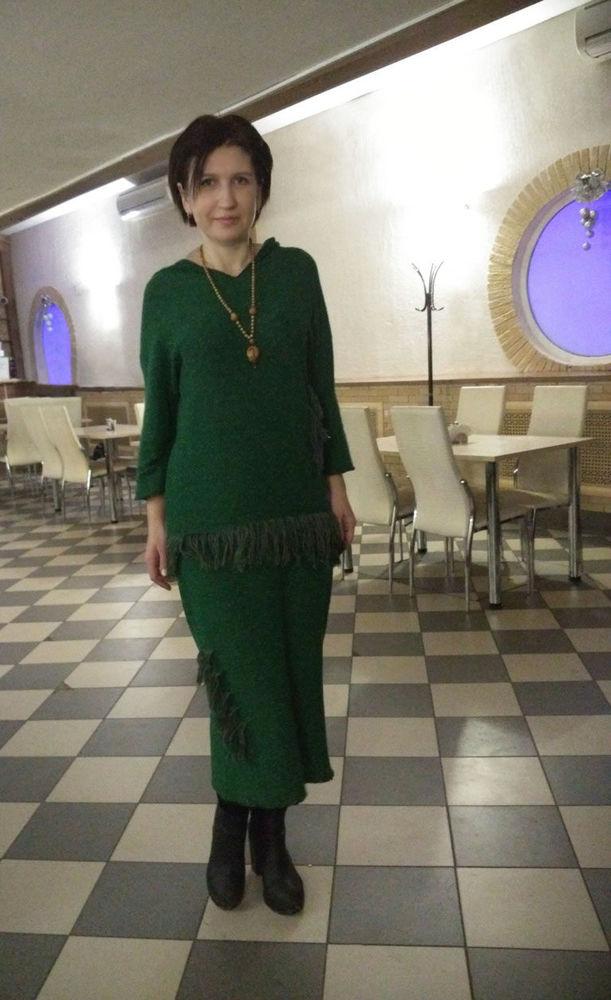 скидка, модное платье, платье скрывающее живот, модное вязаное платье