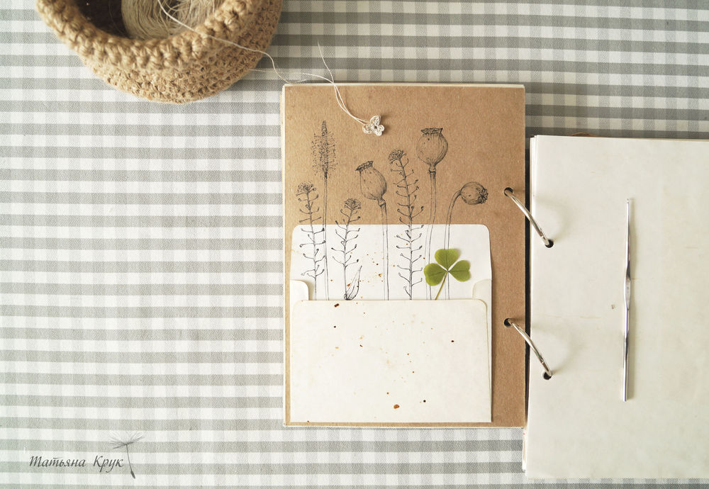 рисунок цветов, ботаника линер