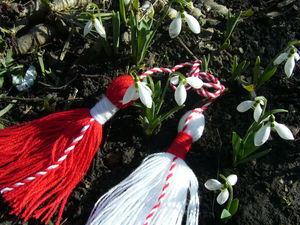 Мэрцишор: с началом весны!   Ярмарка Мастеров - ручная работа, handmade