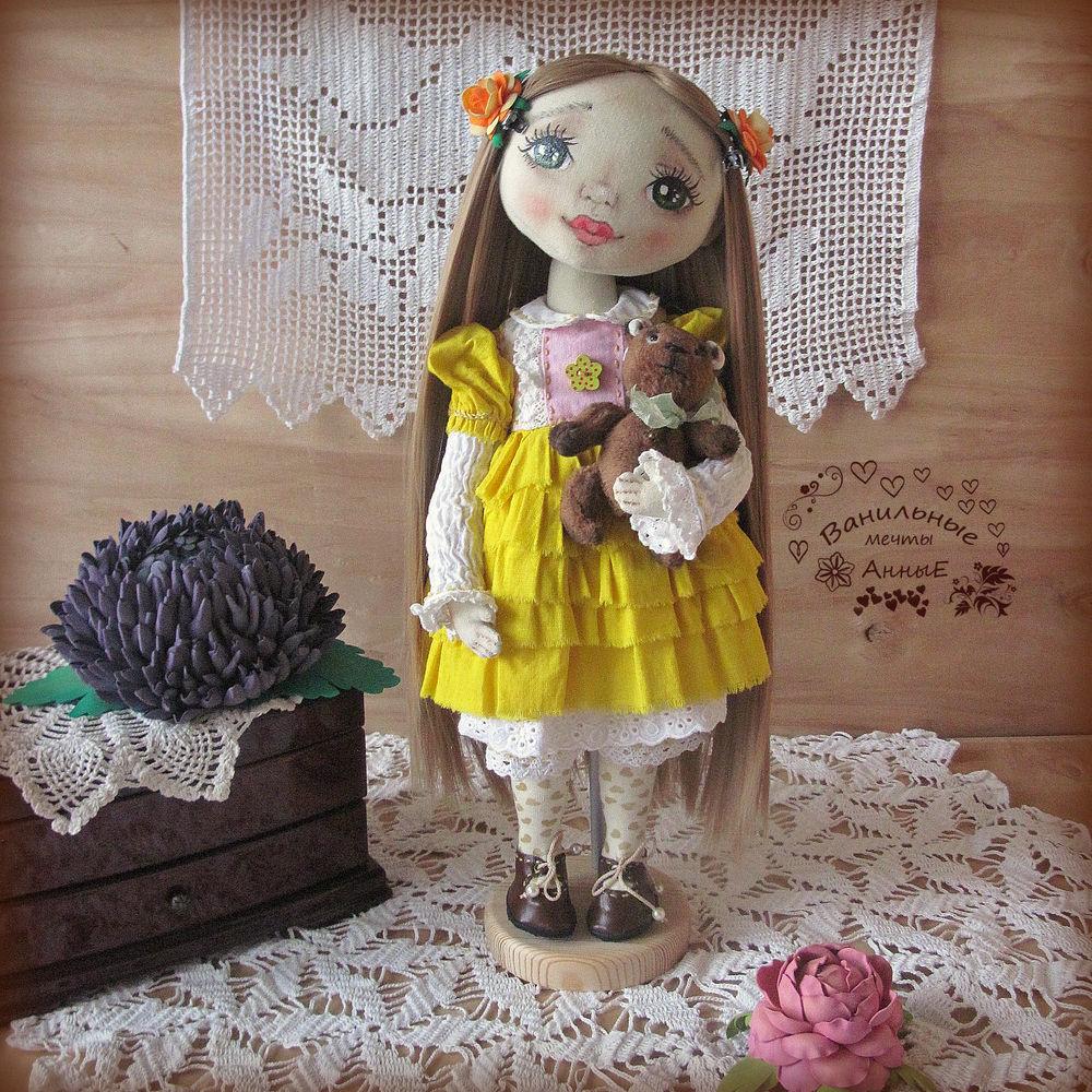 текстильная кукла, dolls