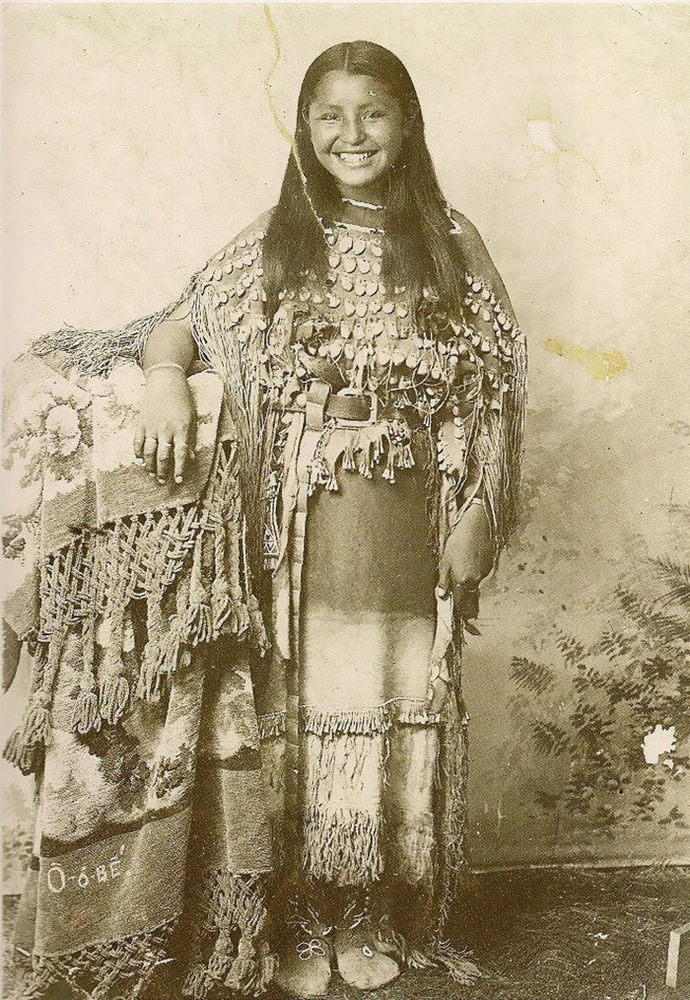 What the Indigenous Women of North America Looked Like: Vintage Photos of Indian Girls, фото № 2