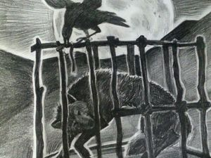 Иллюстрация. Ярмарка Мастеров - ручная работа, handmade.
