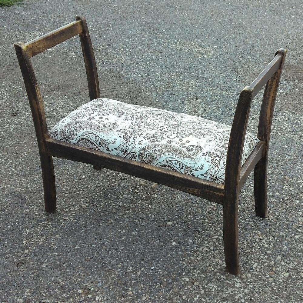 банкетка, сиденье, интерьер, классика, дерево, мебель из массива