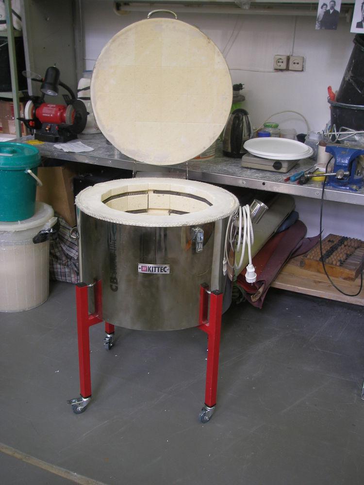 модернизация печи, что нужно знать об обжиге, купить печь для фарфора