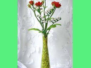 На этой неделе скидка на букет кустовых розочек с кермеком. Ярмарка Мастеров - ручная работа, handmade.