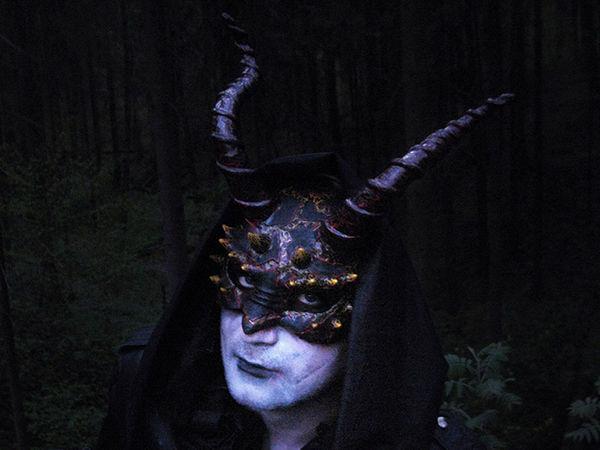 Фотографии маски