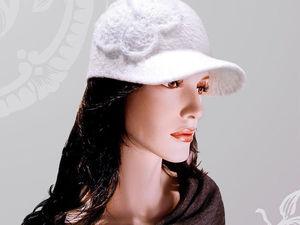 Три ключа. Шляпки и шапочки, бейсболки и ушанки. | Ярмарка Мастеров - ручная работа, handmade