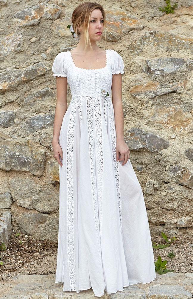 Белое бохо, или Шикарная одежда для королевы летнего пляжа, фото № 80
