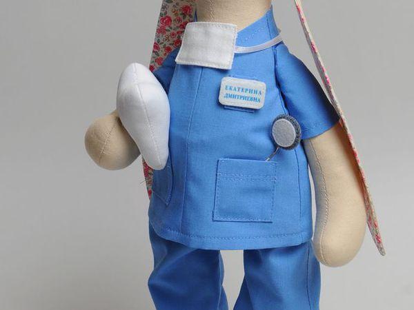 Игрушки-врачи. | Ярмарка Мастеров - ручная работа, handmade