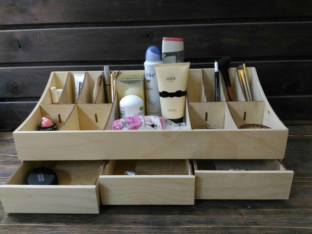 заготовка для декупажа, деревянный комод