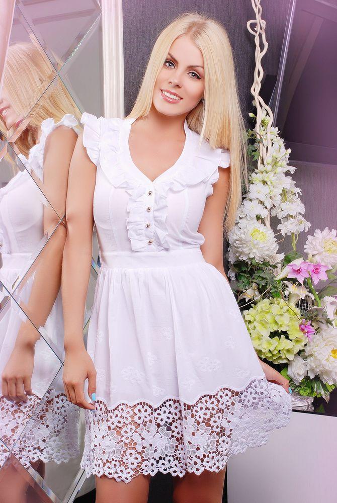 Белое бохо, или Шикарная одежда для королевы летнего пляжа, фото № 34
